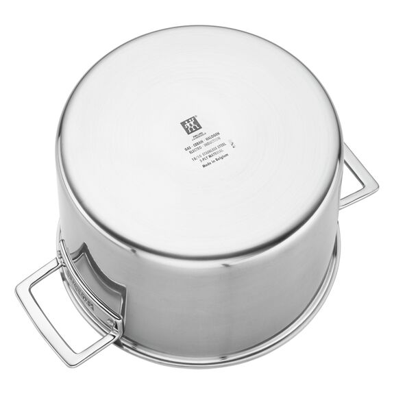 8-qt 18/10 Stainless Steel Stock pot,,large 4