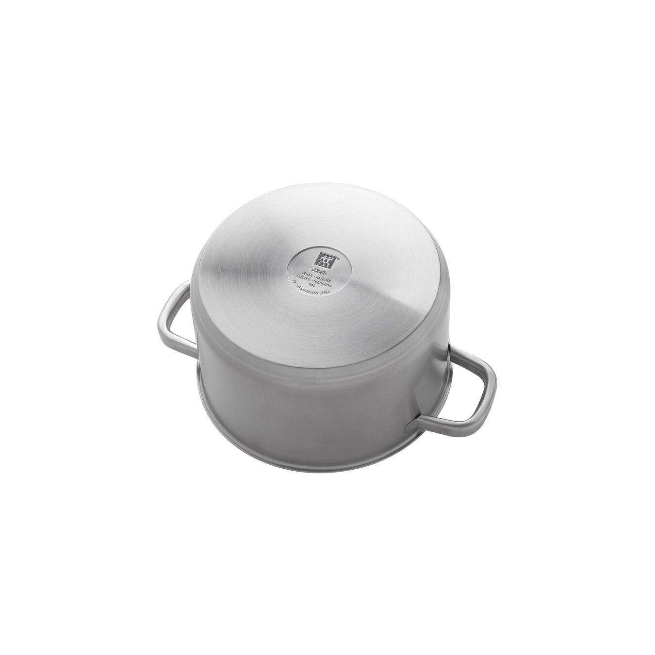 18/10 Stainless Steel 2.0L Sauce Pot with Lid,,large 2