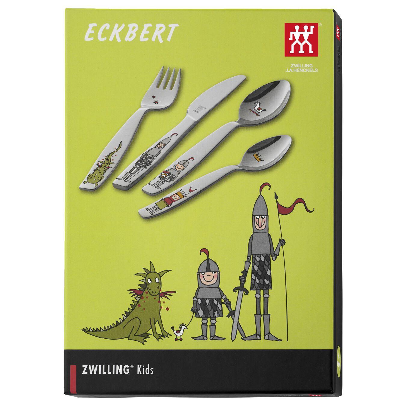 Eckbert Kinderbesteck 4-tlg, poliert,,large 2