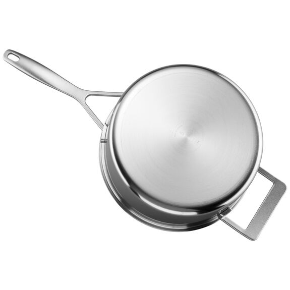 4-qt Stainless Steel Saucepan,,large 3