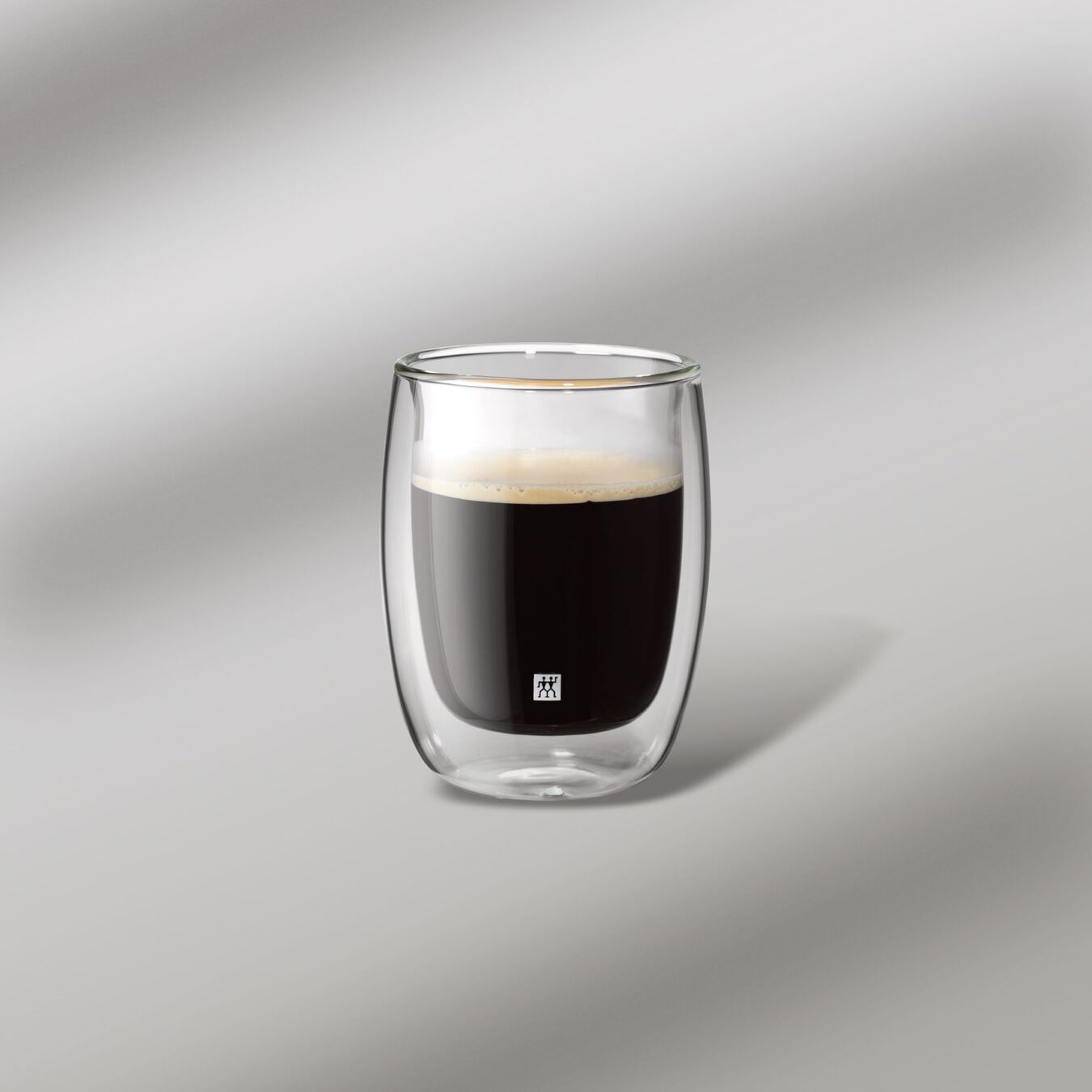 2 Piece Double-Wall Coffee Glass Set,,large 2