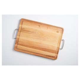 ZWILLING Accessories, 20x15x1-inch - Birchwood Carving Board w/Handles