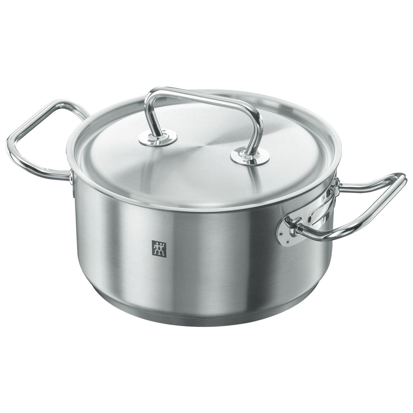 Ensemble de casseroles 4-pcs, Inox 18/10,,large 8