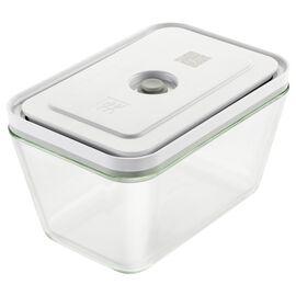 ZWILLING Fresh & Save, Vakuumbox, L, Borosilikatglas, Weiß