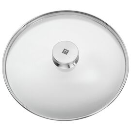 ZWILLING TWIN Specials, Lid, 26 cm | round | glass