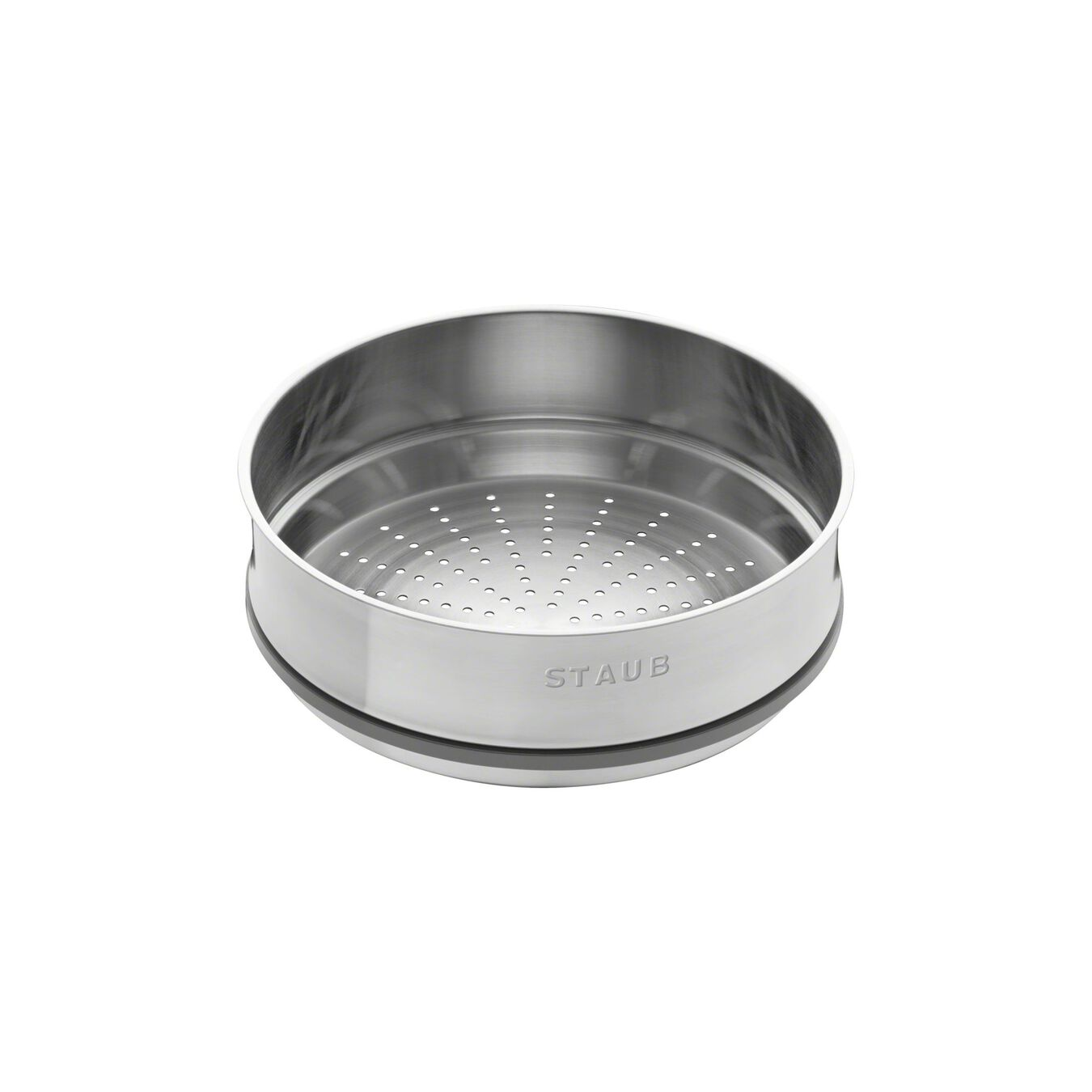 Döküm Tencere Buharlı Pişirici ile | Siyah | 26 cm | 5,25 l | yuvarlak,,large 3