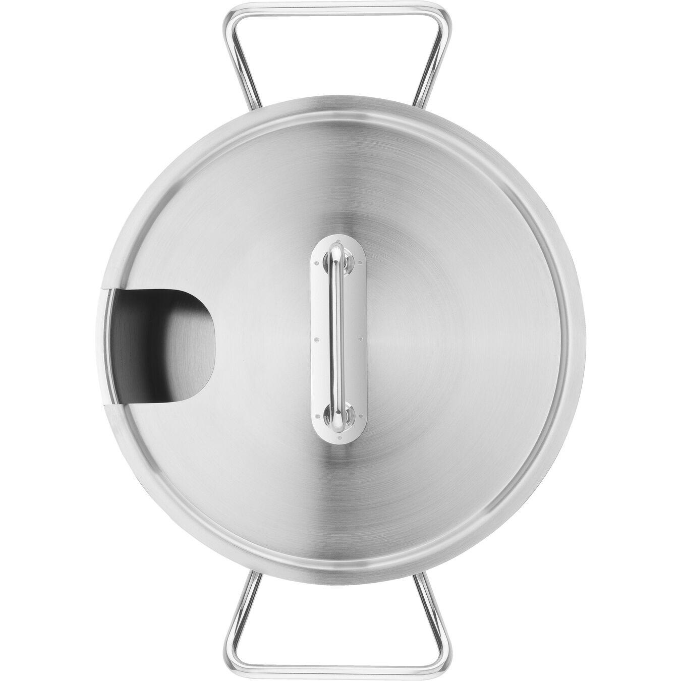 coperchio per cottura a bassa temperatura 24 cm, 18/10 acciaio inossidabile,,large 4