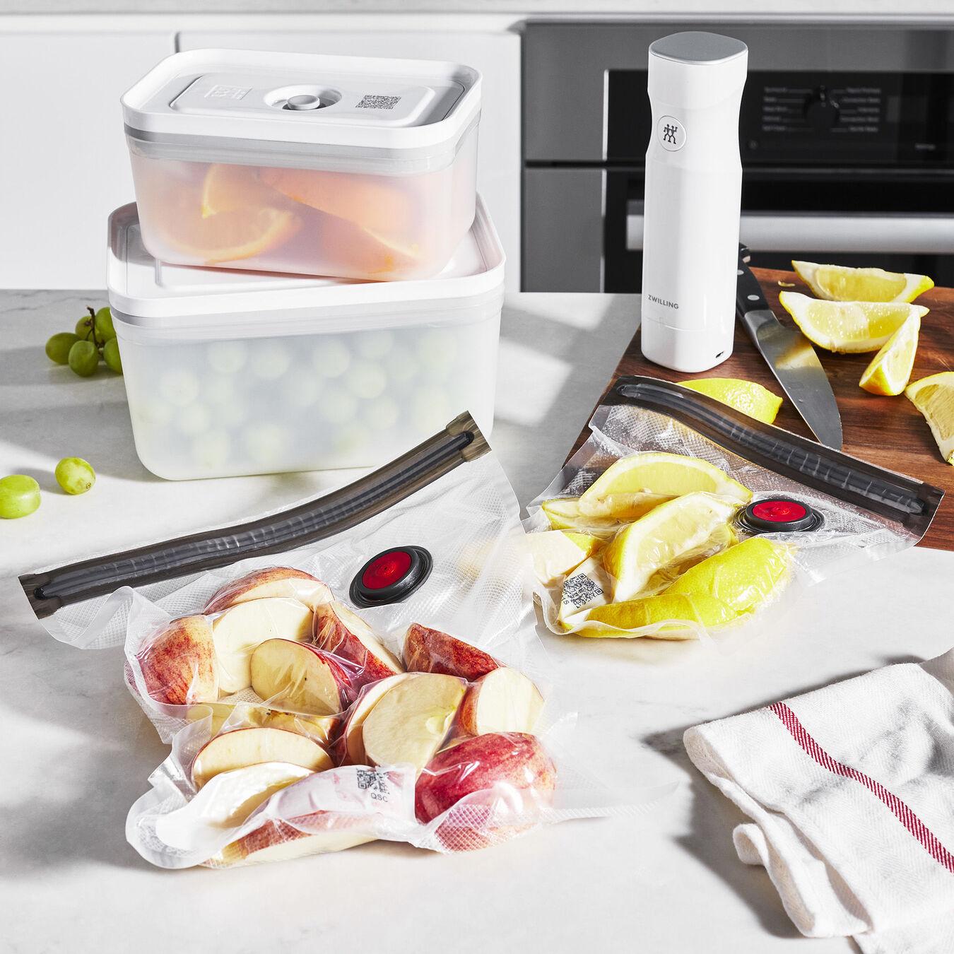 Vacuum starter set, 7 Piece | white | Premium | US/CA,,large 1