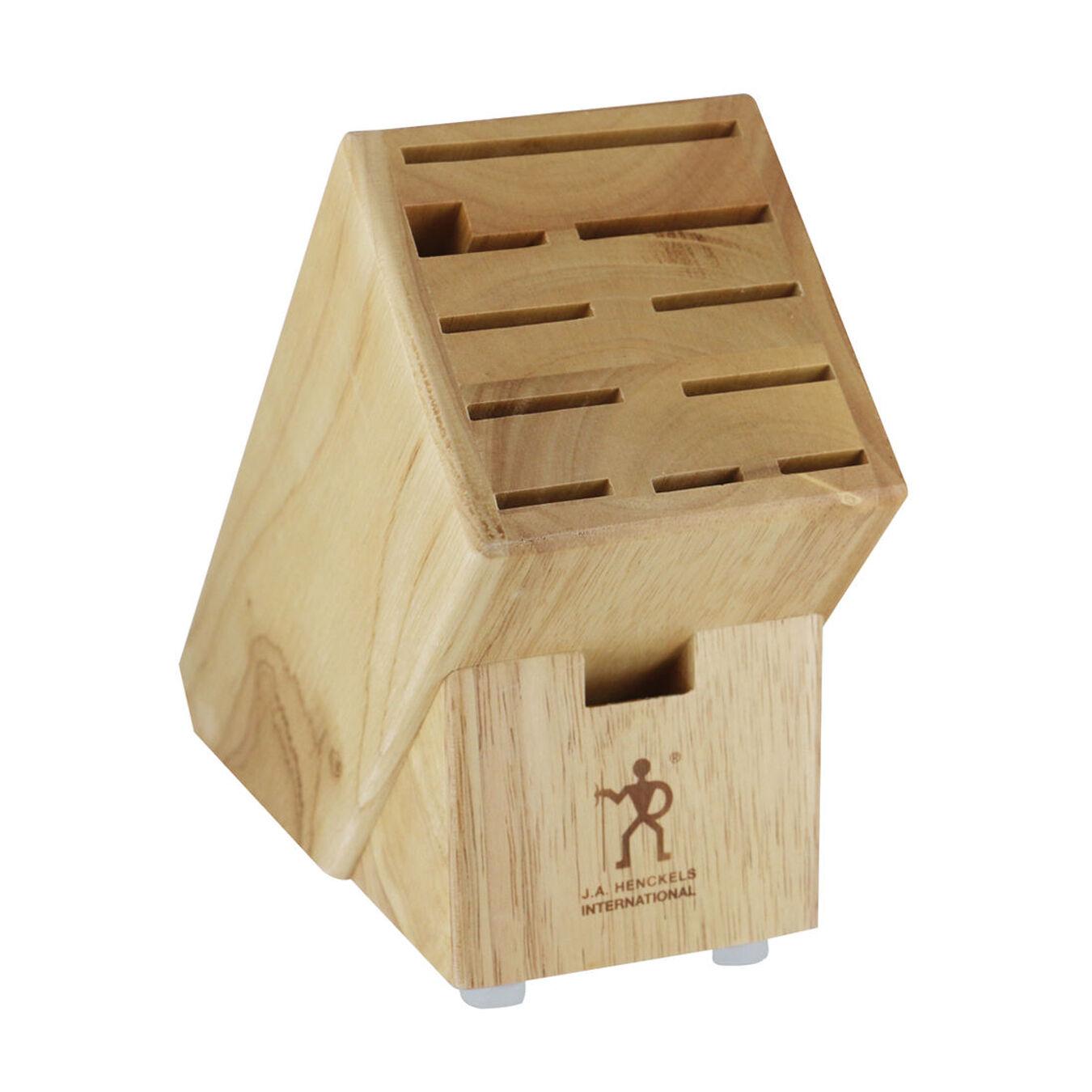 11-Slot Hardwood Knife Block,,large 1