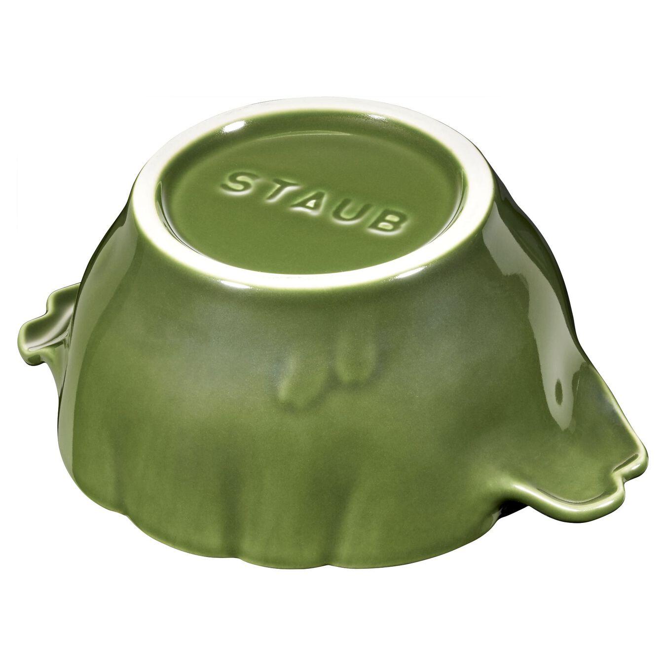 Ceramic Cocotte | Fesleğen | 13 cm | 450 ml | Enginar,,large 10