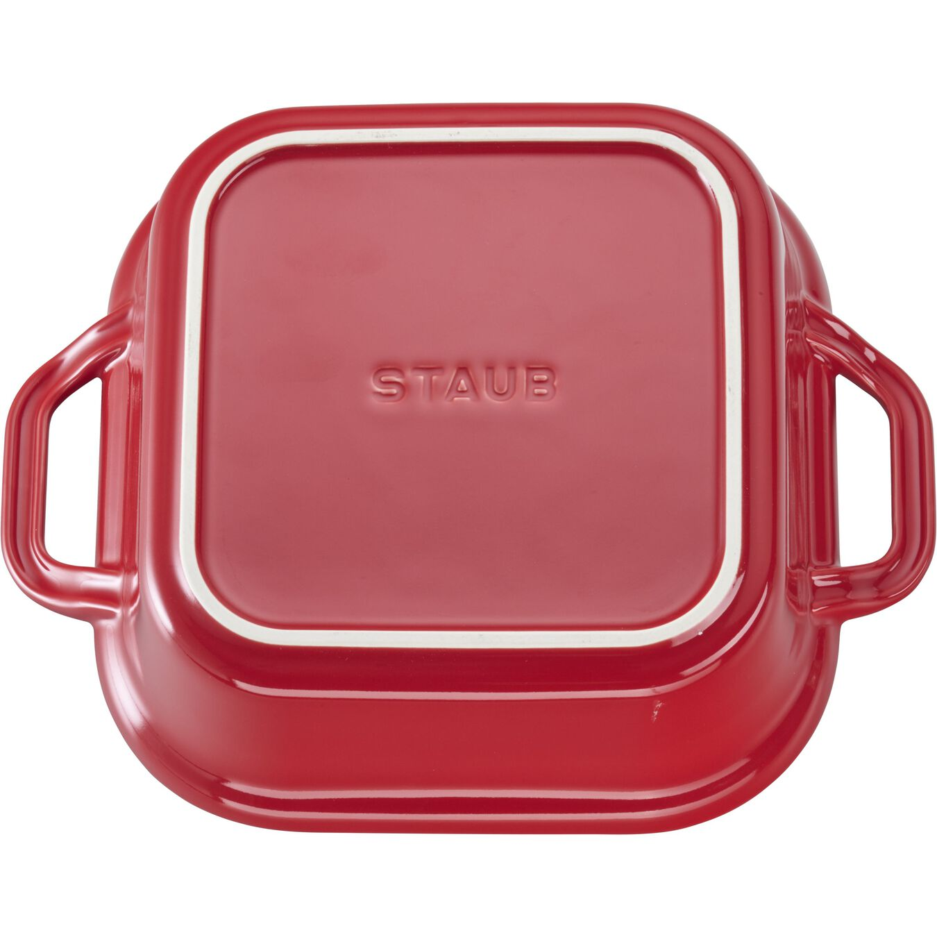 9-inch, square, Special shape bakeware, cherry,,large 3