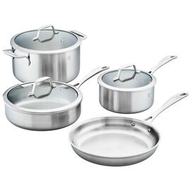 ZWILLING Spirit Stainless, 7-pc  Pots and pans set