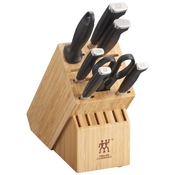 8-pc Knife Block Set, , large