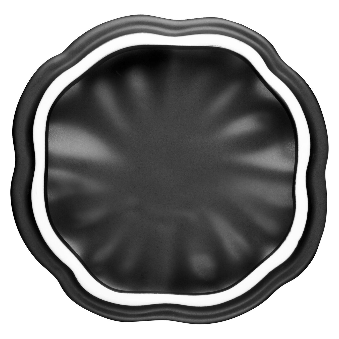 Cocotte 15 cm, Citrouille, Noir, Céramique,,large 6