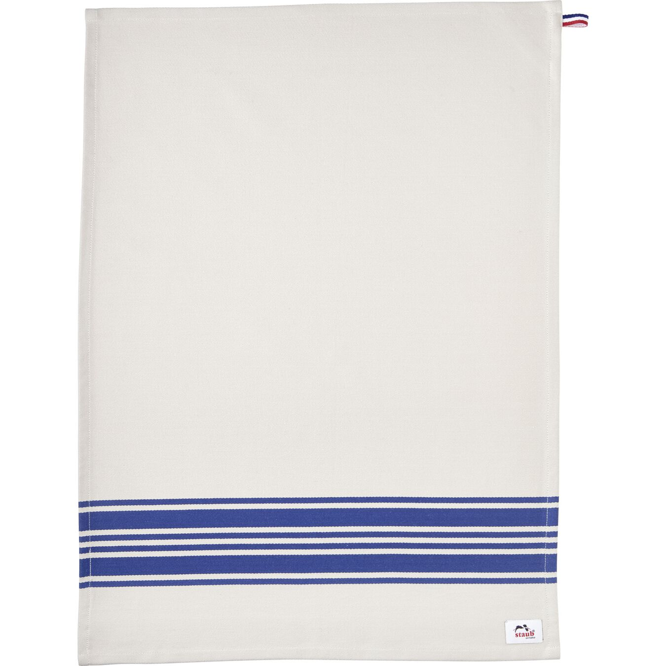 Torchon 70 cm x 50 cm, Bleu,,large 6