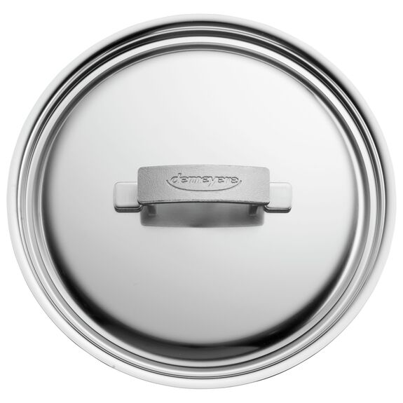 8.5-qt 18/10 Stainless Steel Stock pot,,large 7