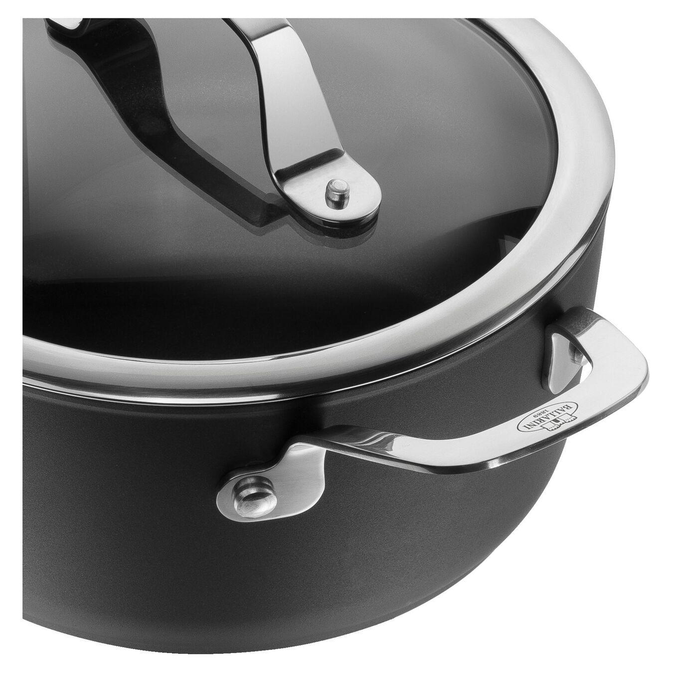 4.75 l Aluminum Stock pot,,large 2