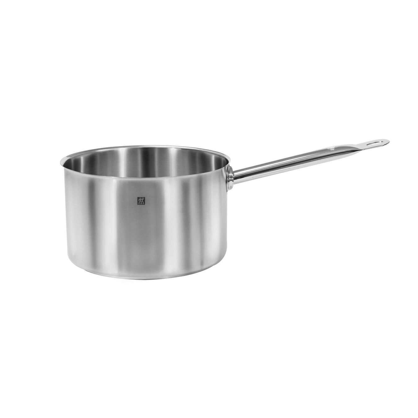 6.5L 18/10 STAINLESS STEEL SAUCE PAN,,large 1