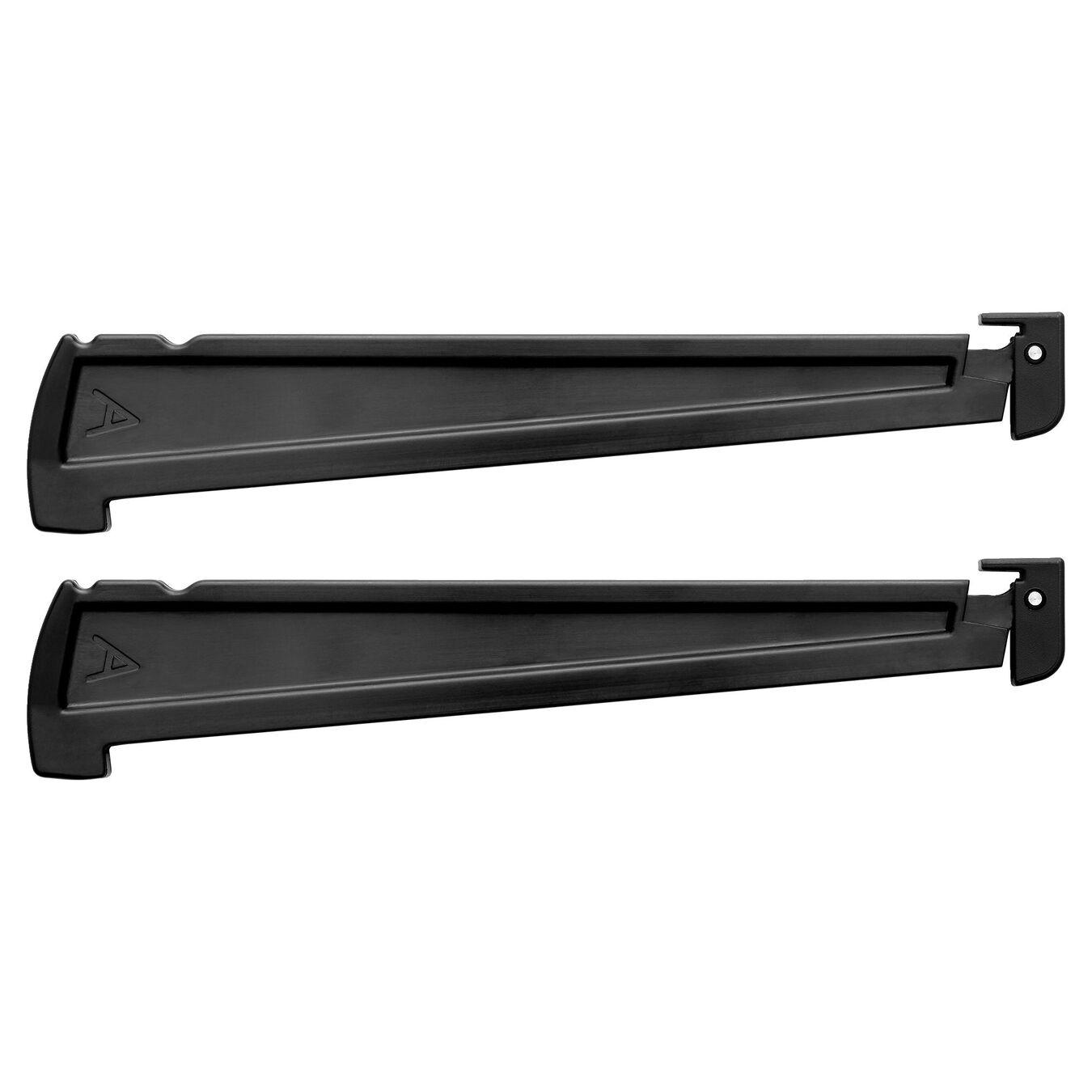 V-Edge, 8 cm   Black   ABS,,large 3