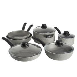 BALLARINI Asti, 10 Piece Aluminum Cookware set