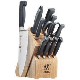 ZWILLING Four Star, 13-pc Knife Block Set