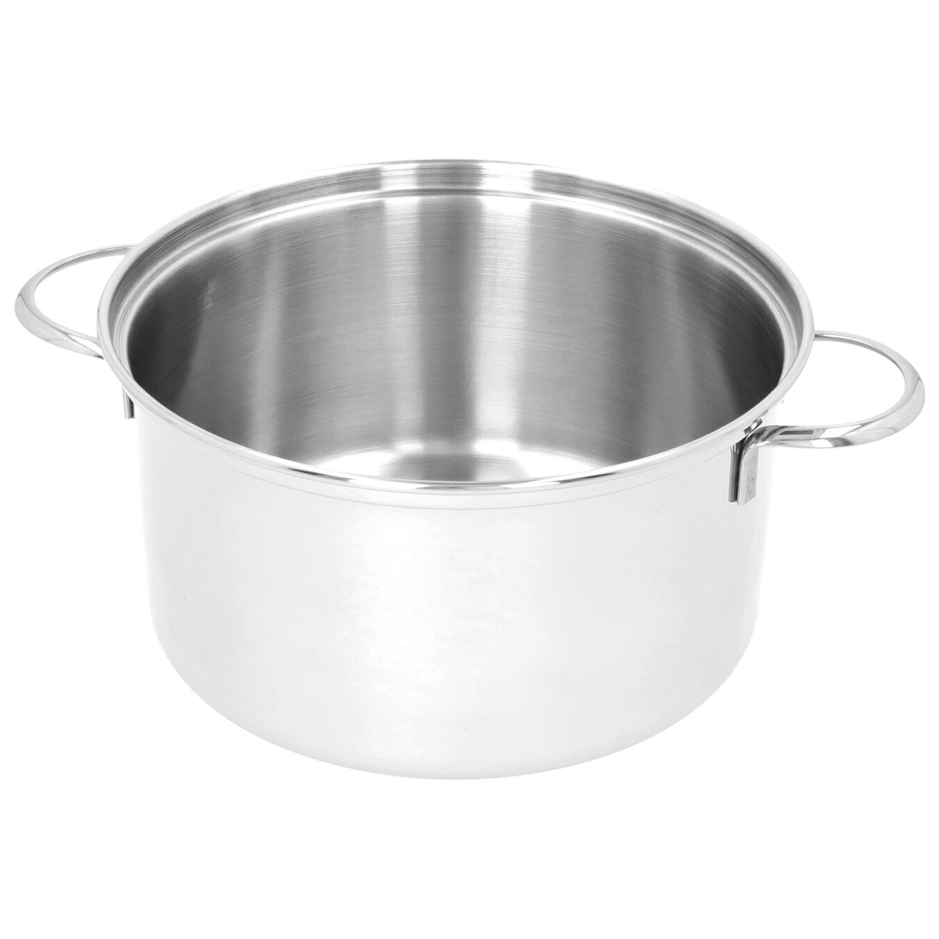 101.5-oz, 18/10 Stainless Steel, Mussel pot, silver,,large 6