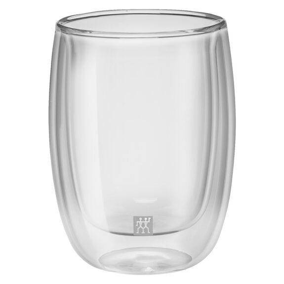 2-Piece  Coffee glass set,,large
