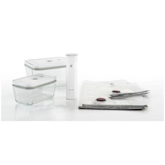 Vacuum starter set, 7-pc | Borosilicate glass,,large