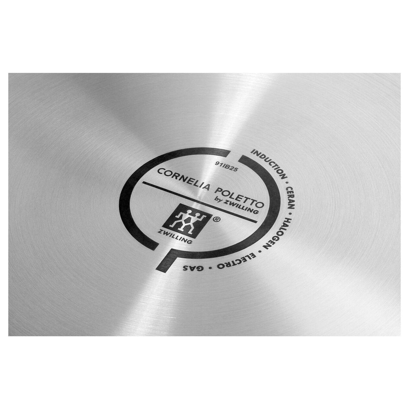 Set di padelle - 3-pz., acciaio inox,,large 5
