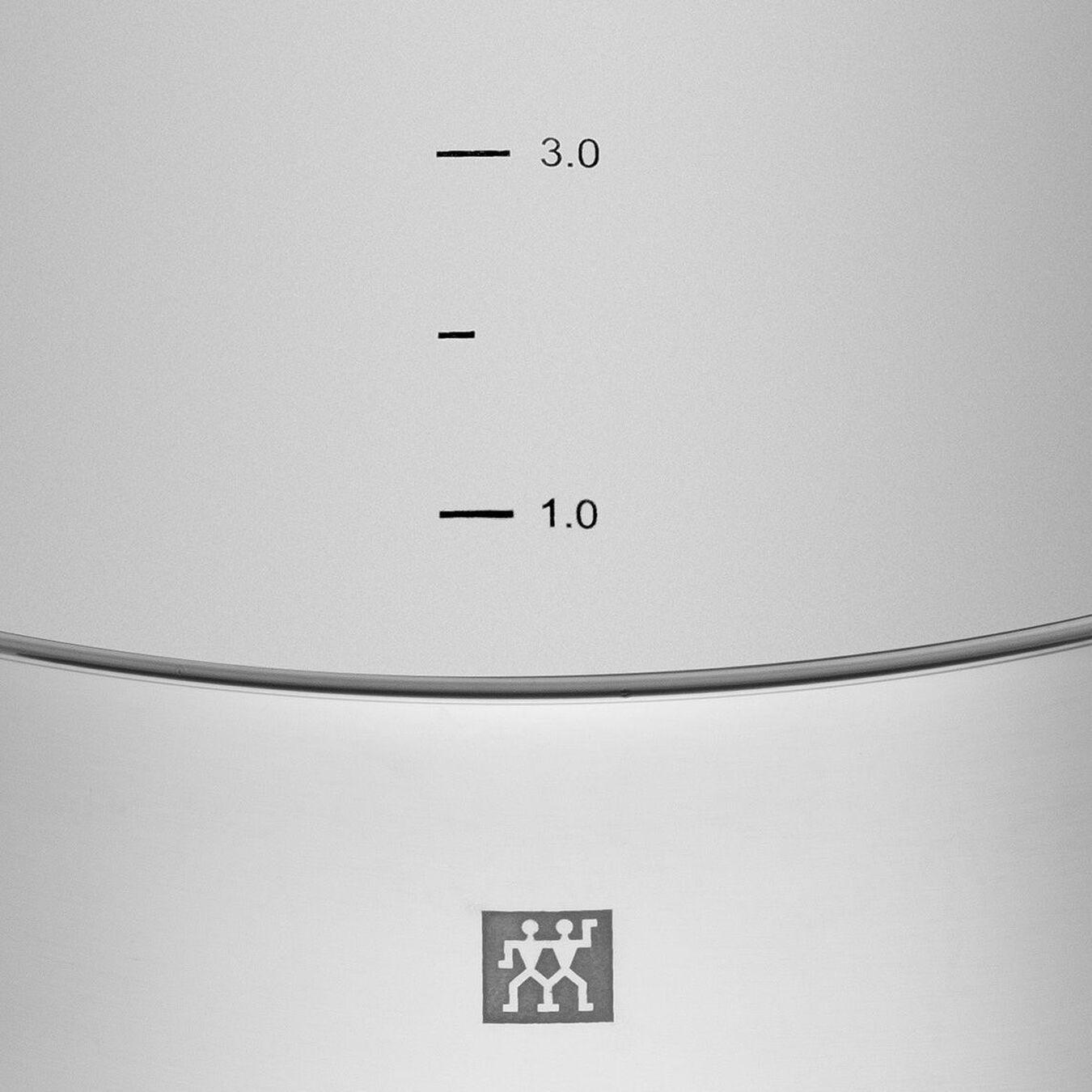 Tencere Seti, 5-parça | Yuvarlak | 18/10 Paslanmaz Çelik,,large 5