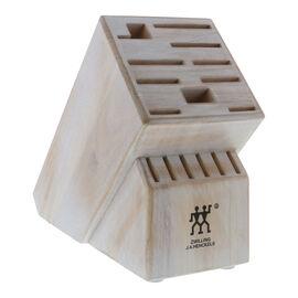 ZWILLING TWIN, Rustic White 16-slot block
