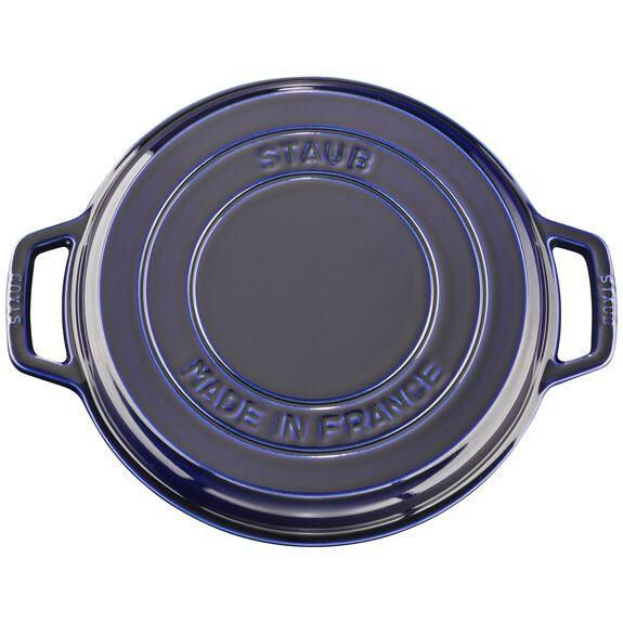 11-inch round Braise + Grill, Dark Blue,,large 3