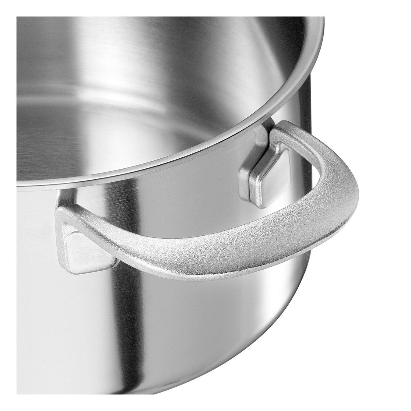 1,5 l 18/10 Stainless Steel Casserole,,large 2