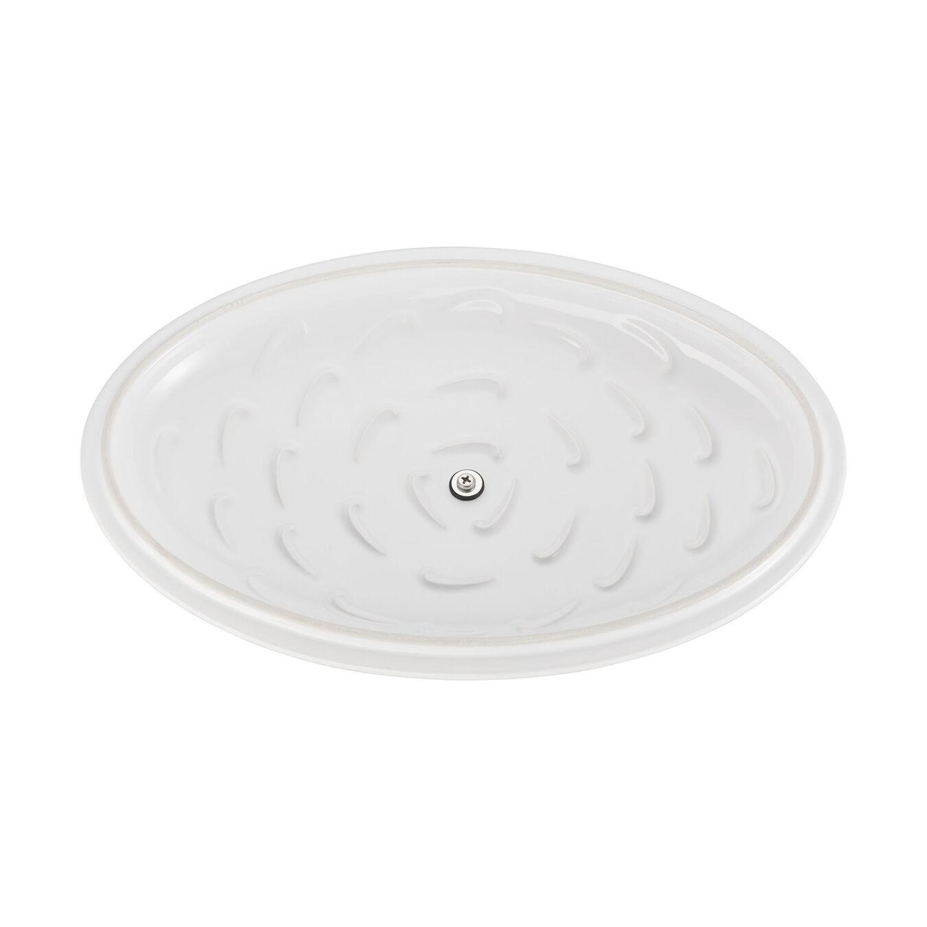 Ceramic Special shape bakeware, white,,large 5