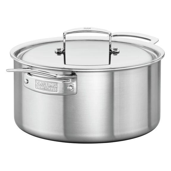 24-cm-/-9.5-inch  Stock pot,,large 4