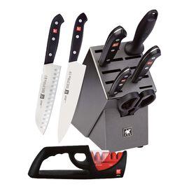 ZWILLING Tradition, 9-pcs Set de blocs couteaux