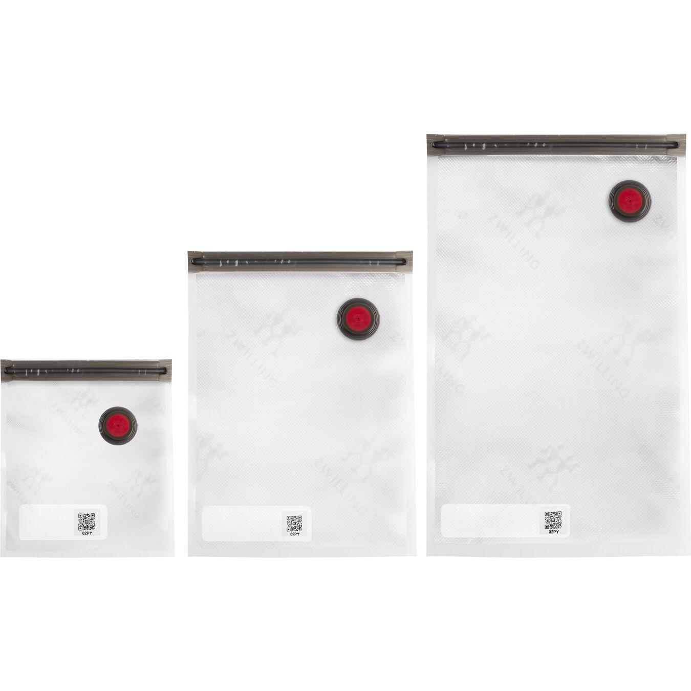Vacuum bag set, 10-pc | S/M/L | Eco,,large 5