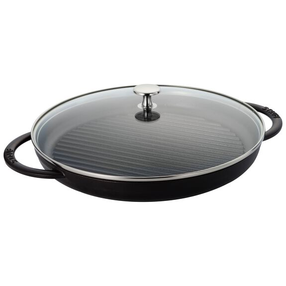 12-inch Enamel Steam Grill,,large