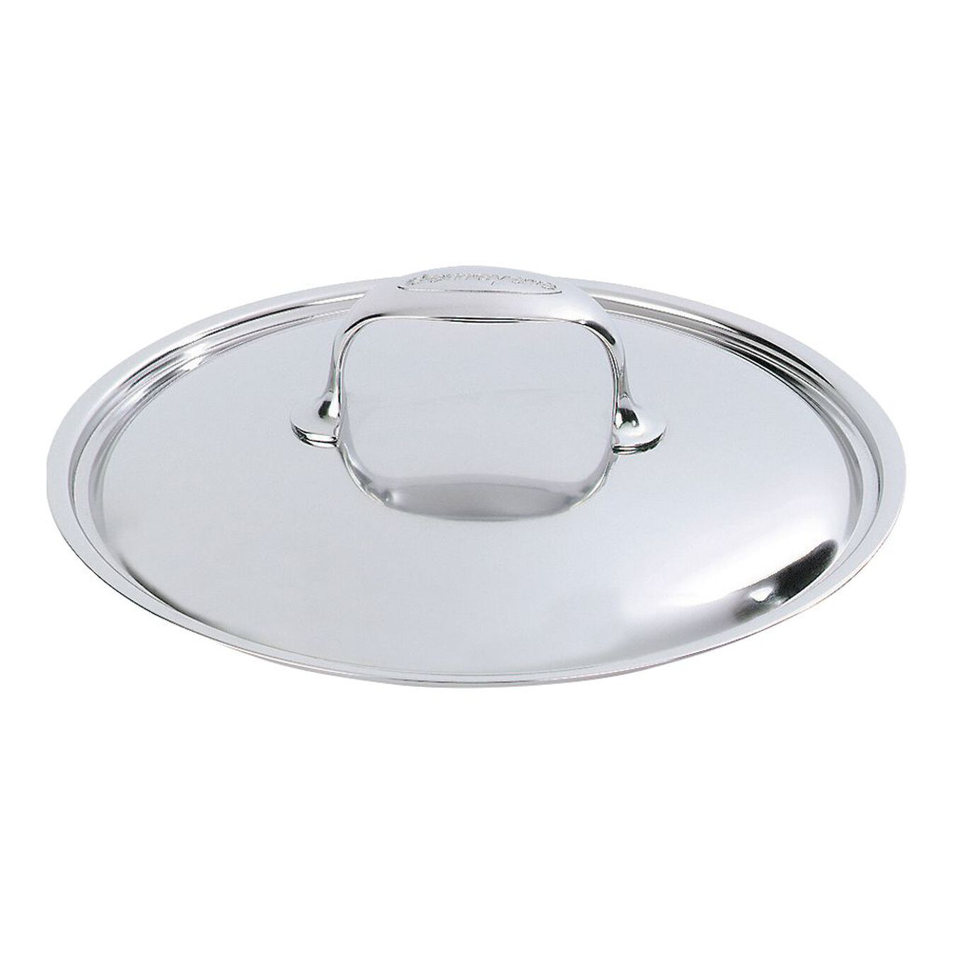 Couvercle 24 cm Inox 18/10,,large 1