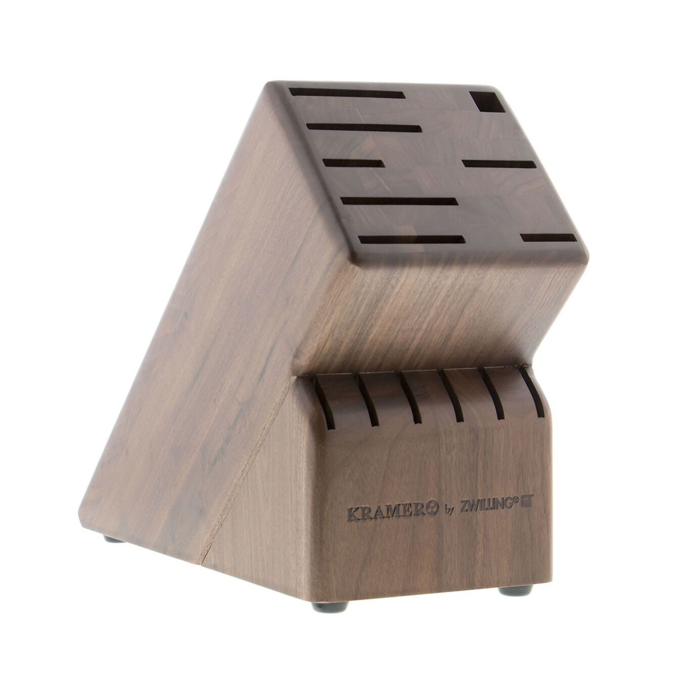 14-slot Walnut Knife Block,,large 1
