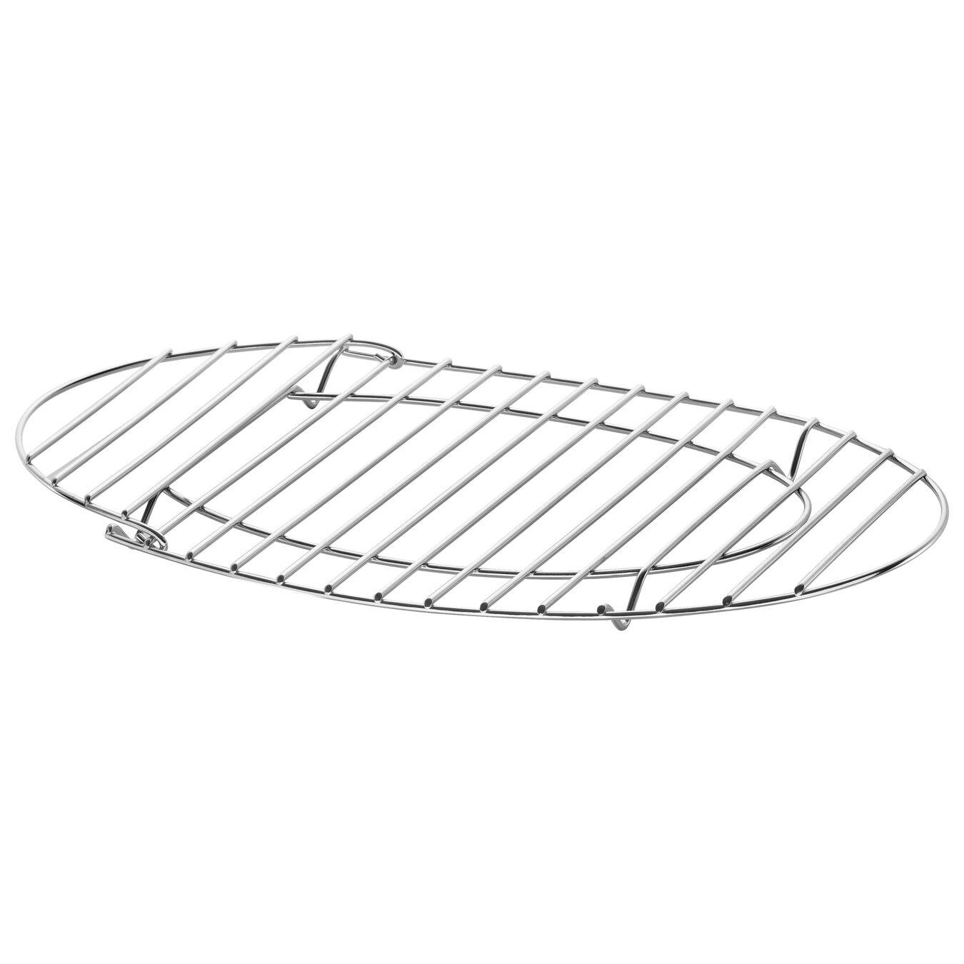 Sauteuse 41 cm, Inox 18/10, Argent,,large 2