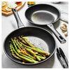 2-pc, Frying pan set,,large