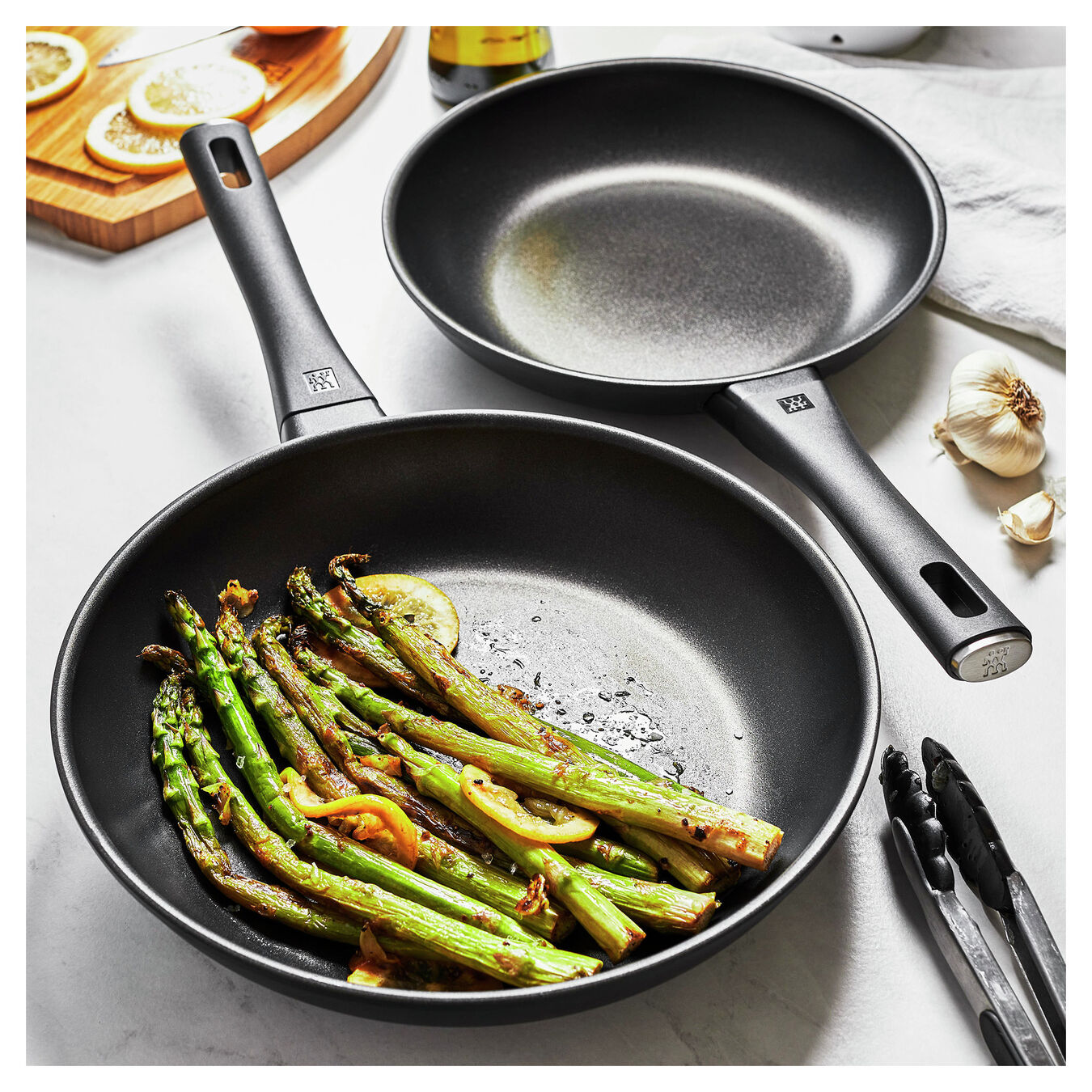 2-pc, Frying pan set,,large 9