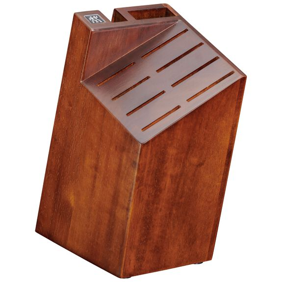 10-slot Knife Block, Walnut, , large