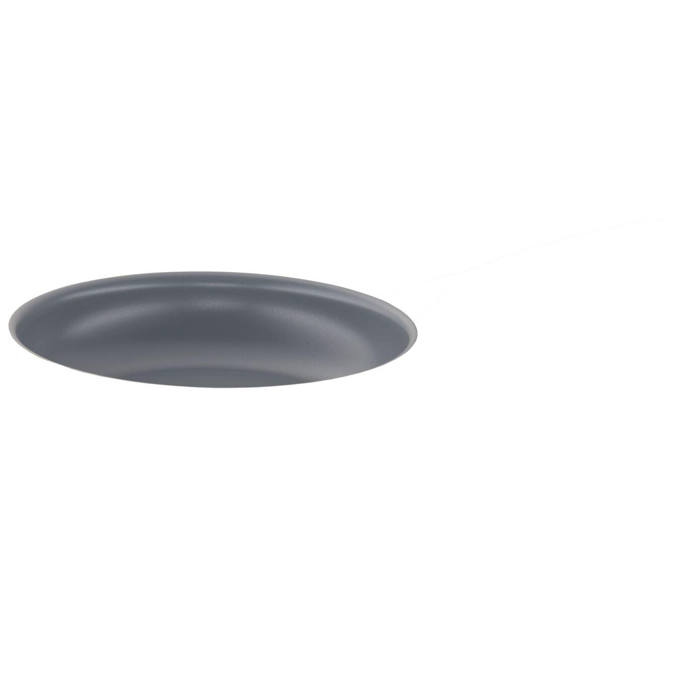 Bratpfanne 20 cm, 18/10 Edelstahl, Silber,,large 2