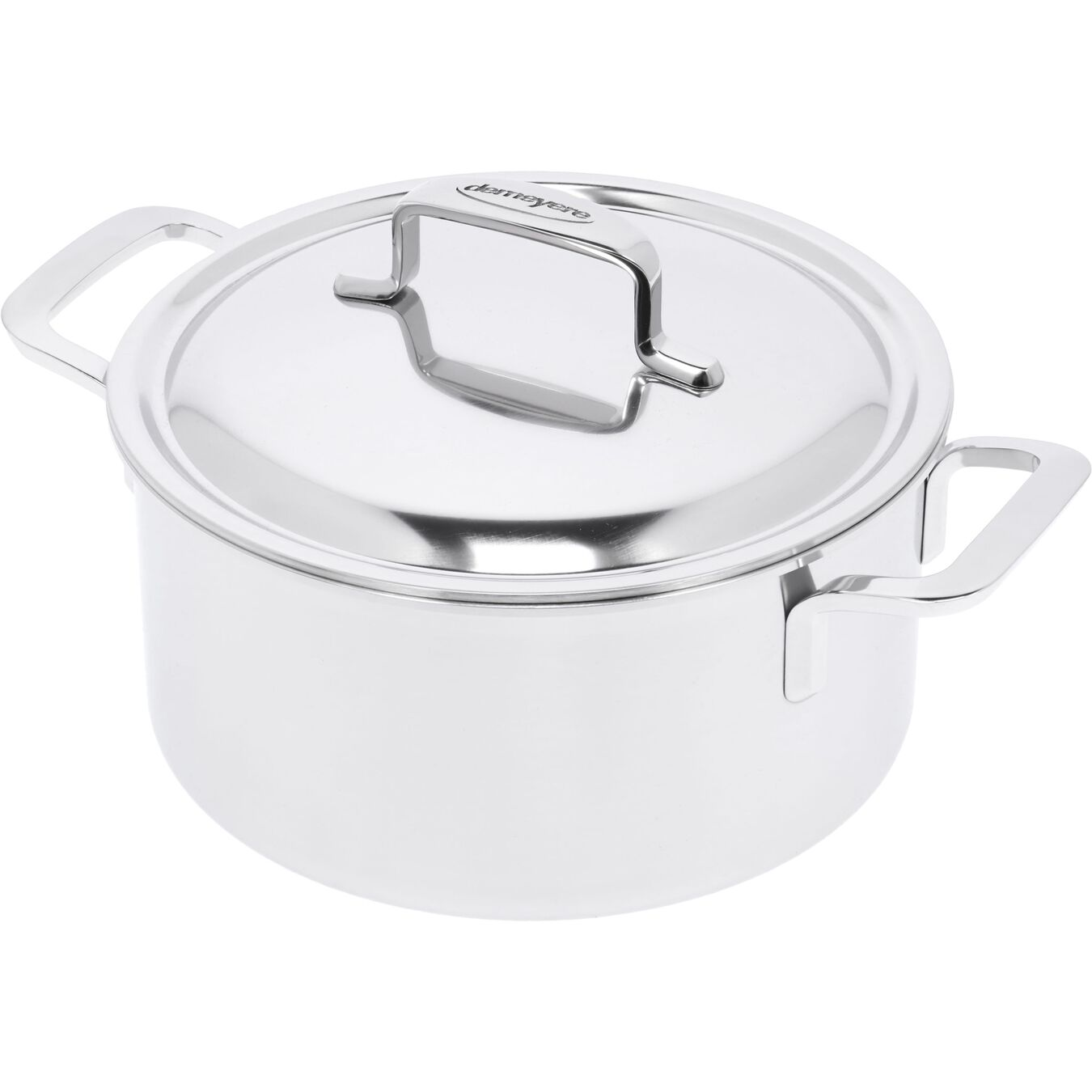 Kookpot met dubbelwandig deksel, 22 cm / 4 l,,large 6