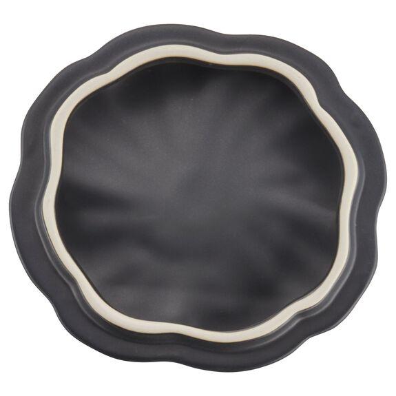 24-oz Pumpkin Cocotte, Black Matte, , large 5