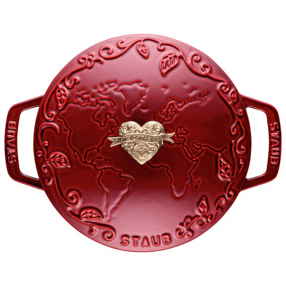 8-inch Enamel Saute pan Tomorrowland,,large 5