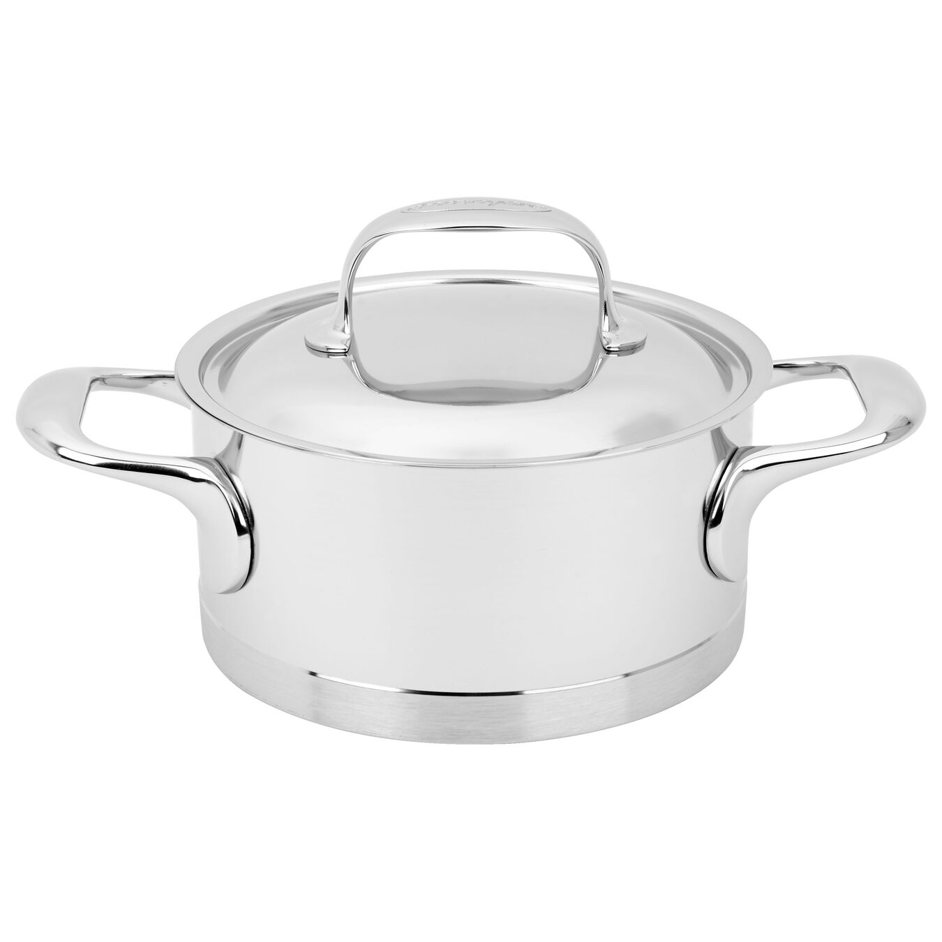 1,5 l 18/10 Stainless Steel Faitout with lid,,large 2