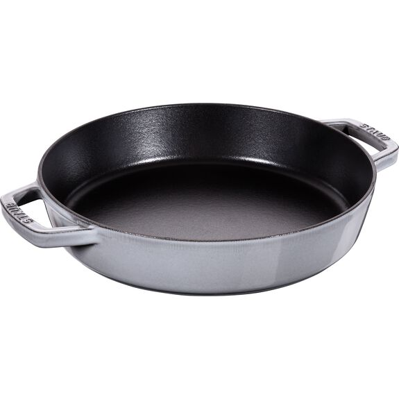 10-inch Cast iron Frying pan - Visual Imperfections,,large